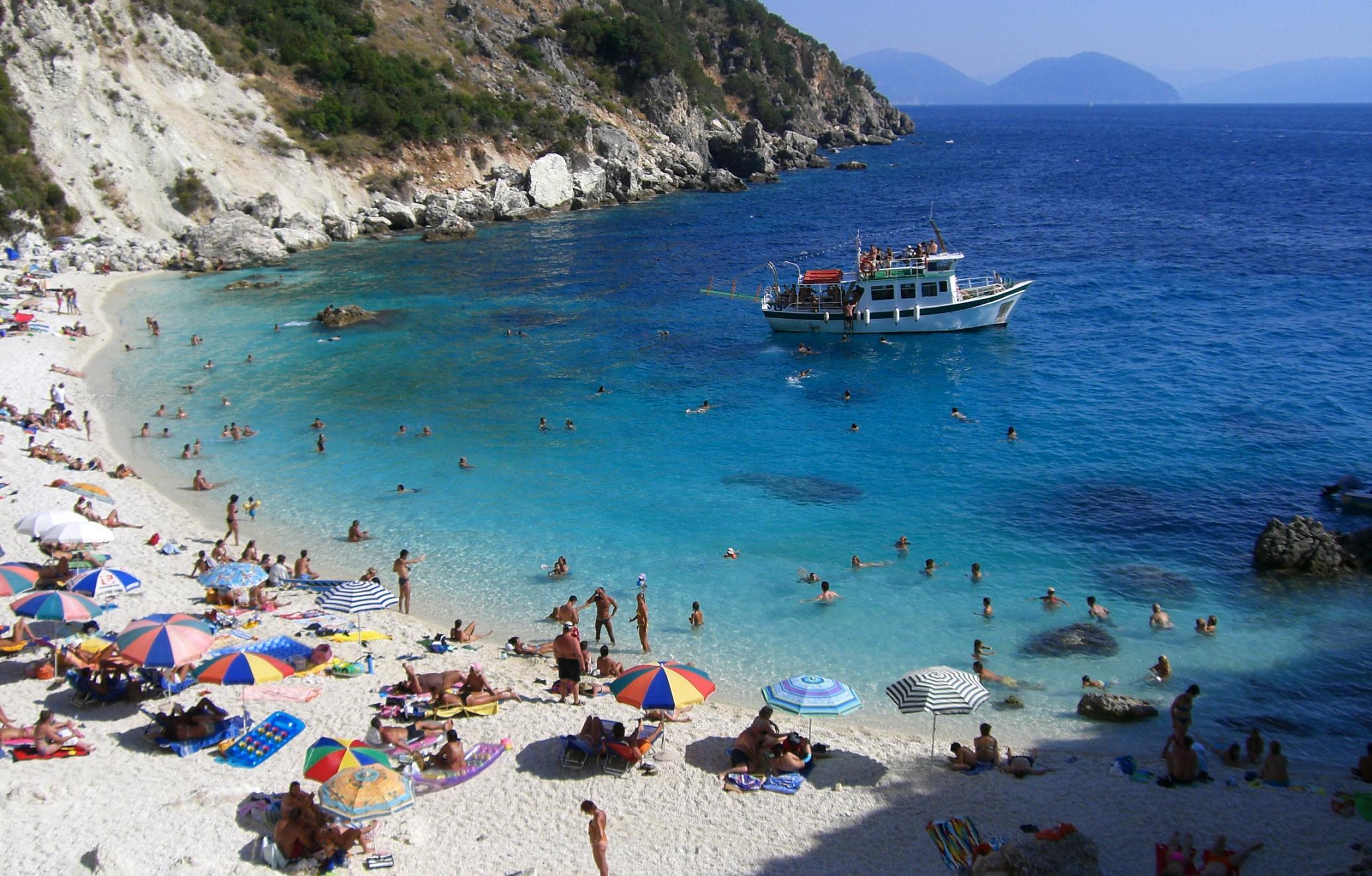 Isole greche blog logitravel for Grecia vacanze
